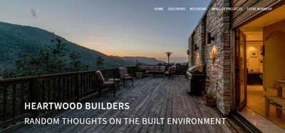 heartwood builders home page