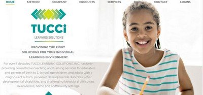 tucci learning solutions home page
