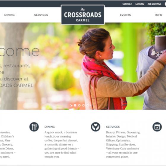 crossroads slider image