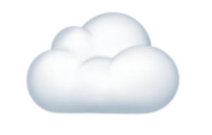 cloud representing small business web services